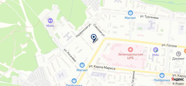 Санрайз, ООО на карте