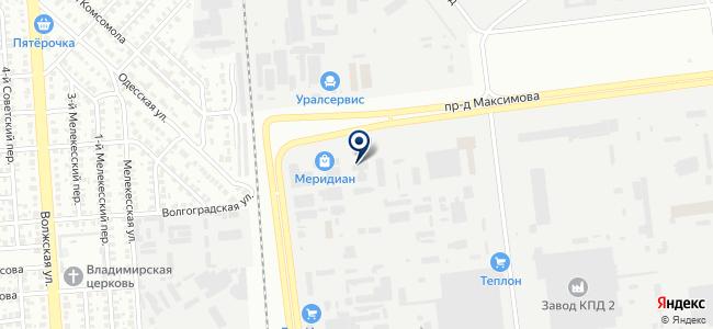 ЭлектроТехСервис-Универсал, ООО на карте