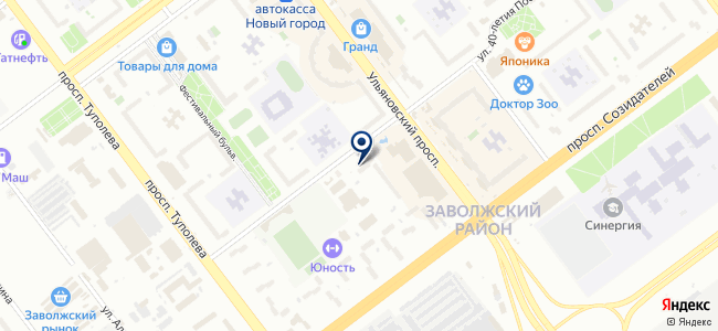 Сигма-СИ, ООО на карте