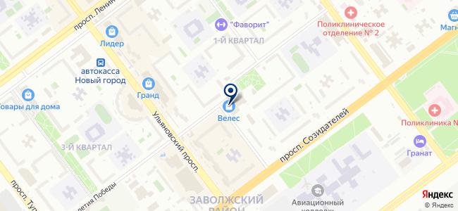 Техно-Графика, ООО на карте