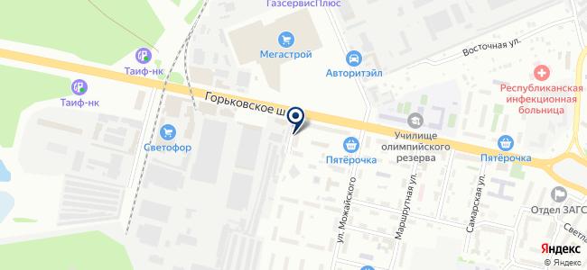 Аналит на карте