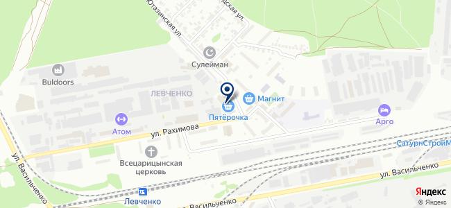 ПромЭнергоСнаб, ООО на карте