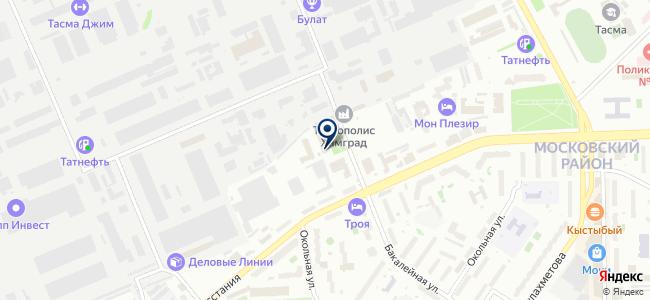 КомЭнергоСервис на карте