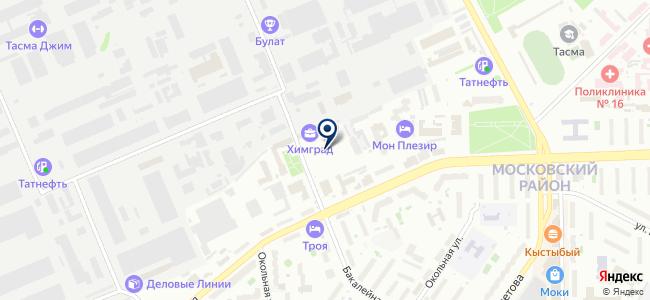 ЮИК-групп, ООО на карте