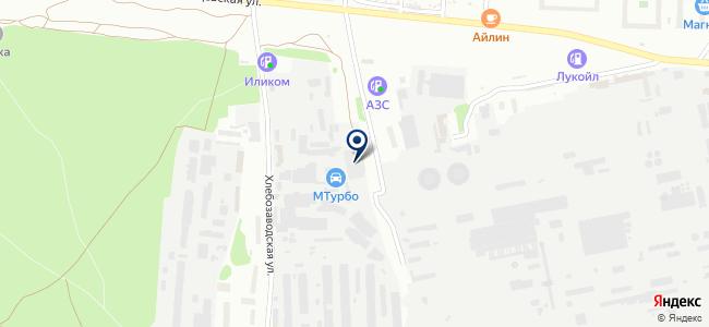 Строй мобиль, ООО на карте
