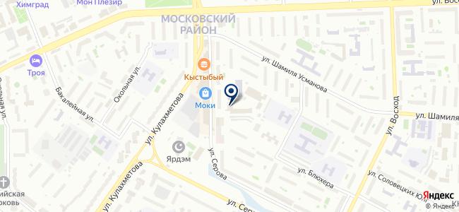 Электроконтакт, ООО на карте
