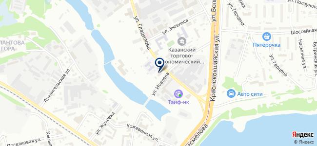 Электрояр, ООО на карте