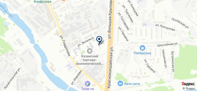 Энерго-Эталон, ООО на карте