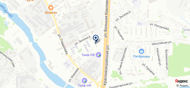 ПромСтройМонтаж, ООО на карте