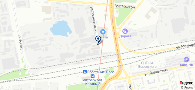 АрмоВижен, ООО на карте