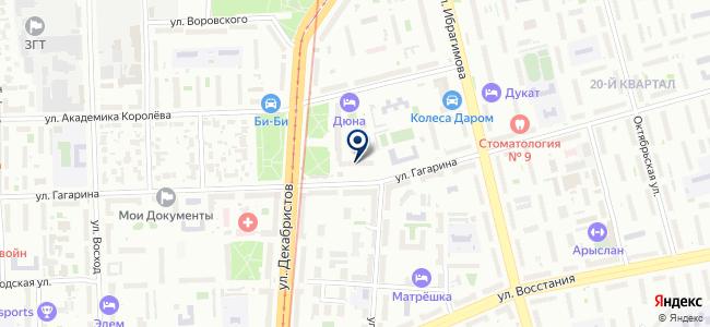ИнтерСофт, ООО на карте