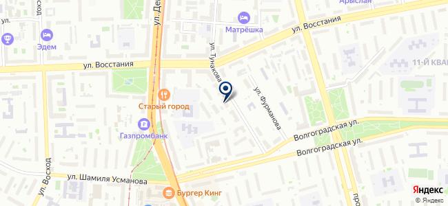 ЦУТ, Центр уникальных товаров на карте