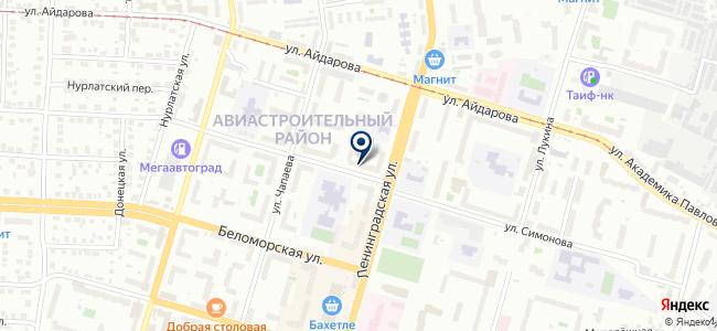 Регион-Строй, ООО на карте