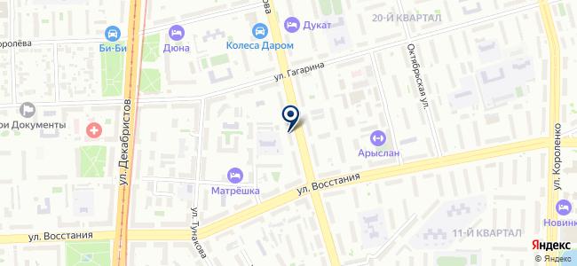 БЛАГОСТРОЙ, ООО на карте