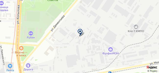 Нитеос, ООО на карте