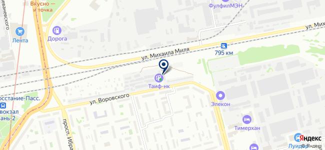ЭлектрикАвто на карте