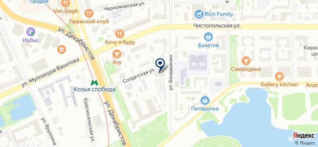 Энергия-К, ООО на карте