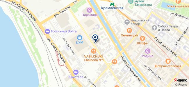 АГАТ-НК, ООО на карте