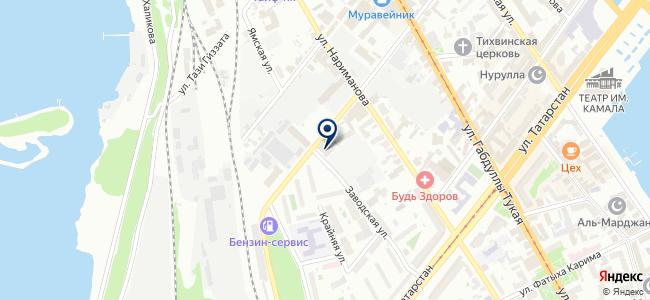 Зрк, ООО на карте