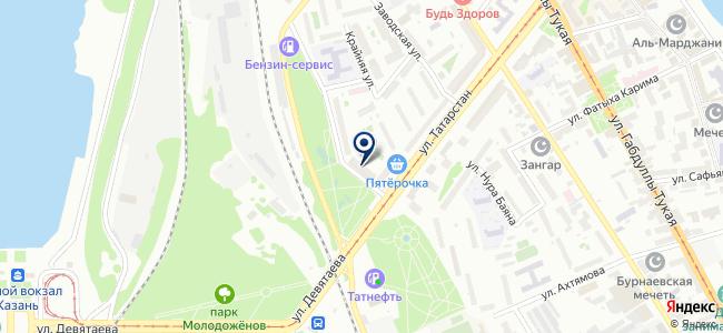 Фармина, ООО на карте