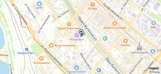 ВеЛюр Дизайн, ООО на карте