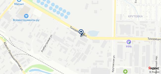 Интехком, ООО на карте