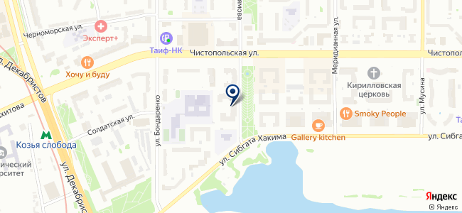 ТАЙРОН-ТРЕЙД, ООО на карте