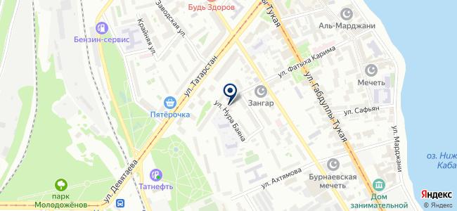 ЛайтРум на карте