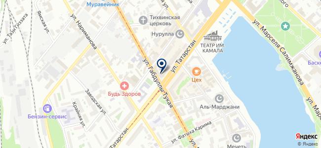 КриалЭнергоСтрой на карте