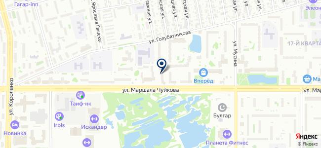 АвантаСтройГруп на карте