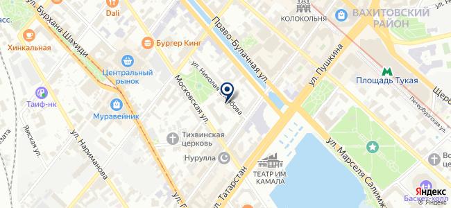 Современная Автоматика, ООО на карте
