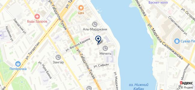 ТаксНет на карте