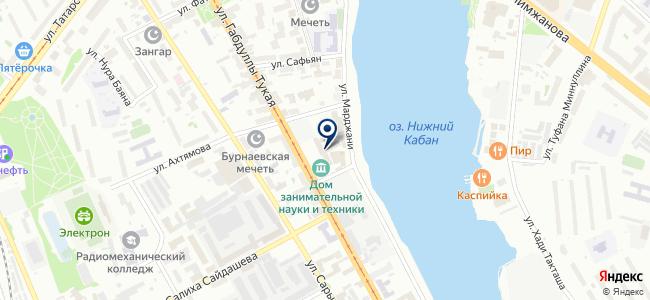 Зенит, ООО на карте