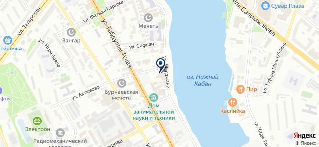АРБ Групп, ЗАО на карте
