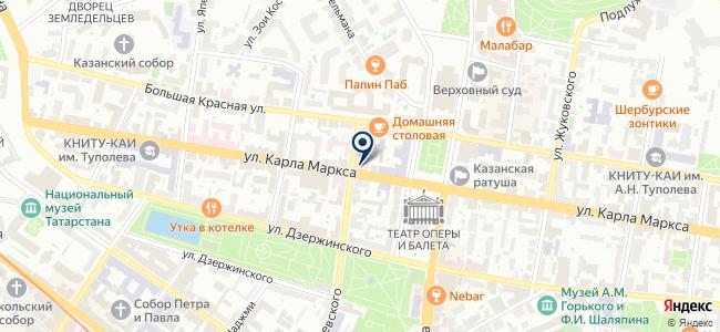 ВЕАРД, ООО на карте