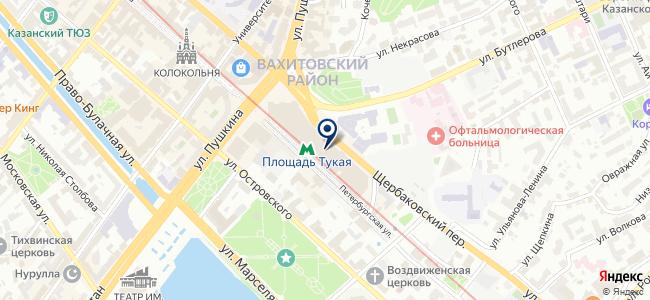 Cronos на карте