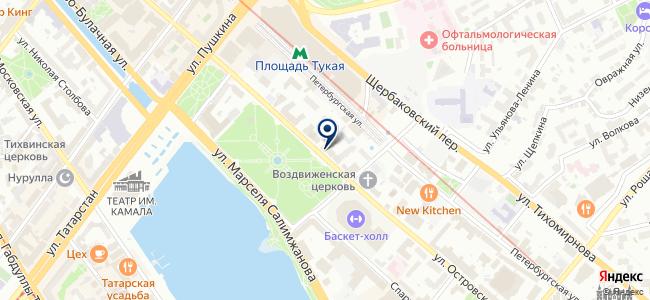 А-КИП-А, ООО на карте