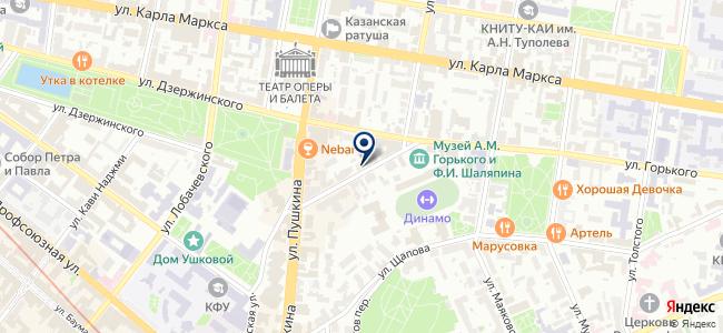 СанЭнерджи на карте