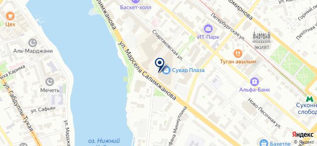 Импэкс Электро на карте