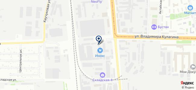 Акрилика-Холдинг, ООО на карте
