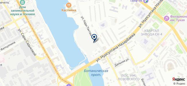 S3 на карте