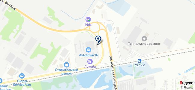 Ханд, ООО на карте
