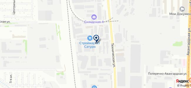 КЗМИ на карте