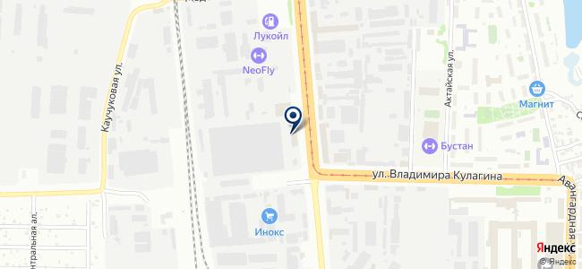 Фиранса, ООО на карте