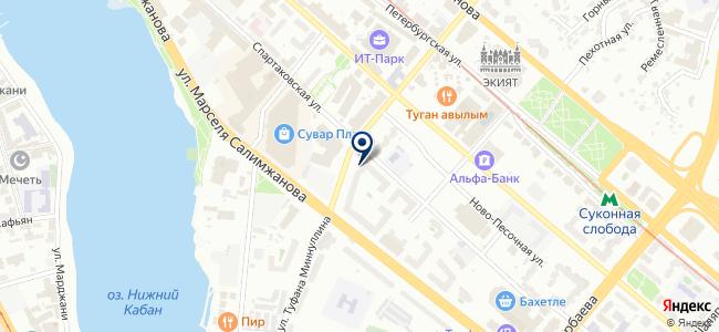 N-Power на карте