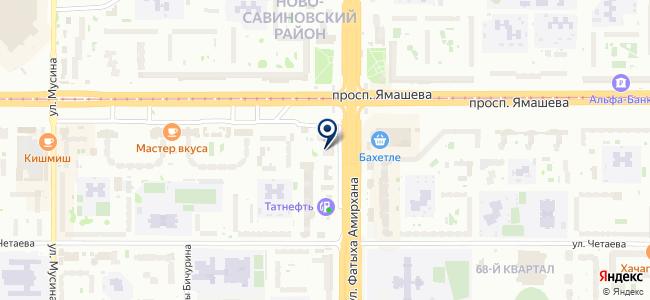 Мастер Крепежа на карте