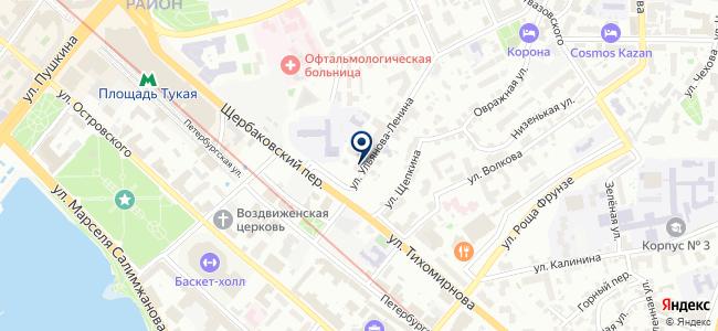 Синергия+, ООО на карте