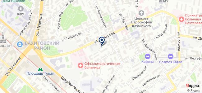 Астрон, ООО на карте
