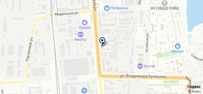 Электромодуль, ООО на карте