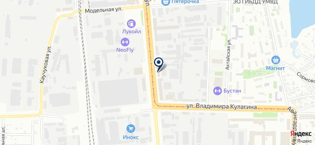 Р-сервис на карте